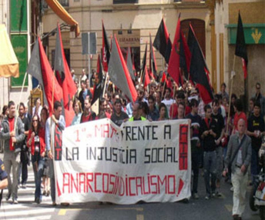 Asamblea y movilizaciones son el arma de la CNT