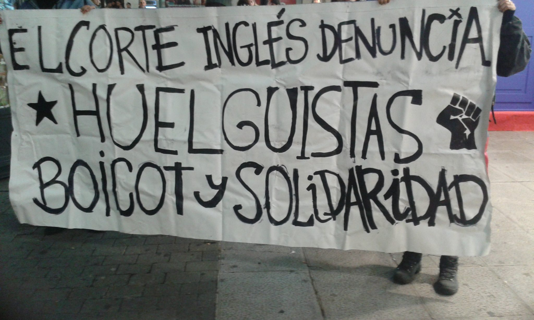 Razones Para El Boicot A El Corte Ingl S Y M S All  ~ Reformas El Corte Ingles Opiniones